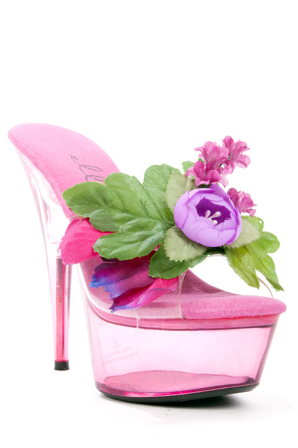 Jewel Fairy Shoe Clips