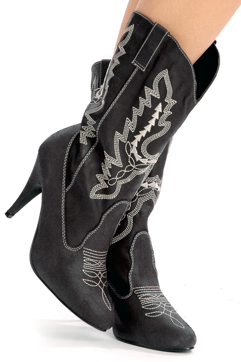 418-Cowgirl Boots