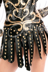 Warrior Princess Belted Skirt