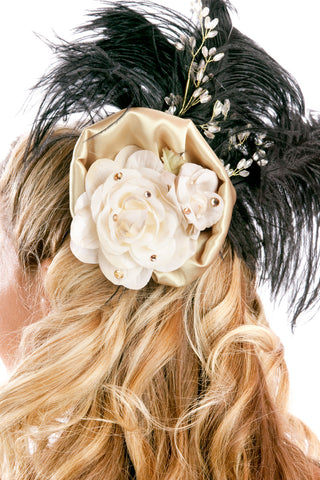 Venetian Hairpiece