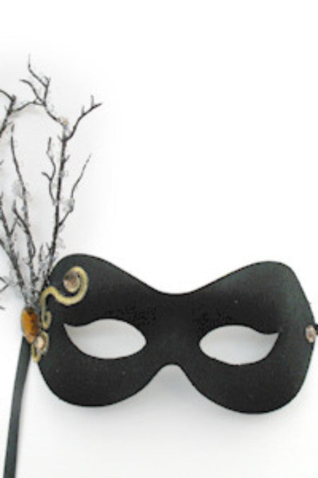 Frozen Branches Mask