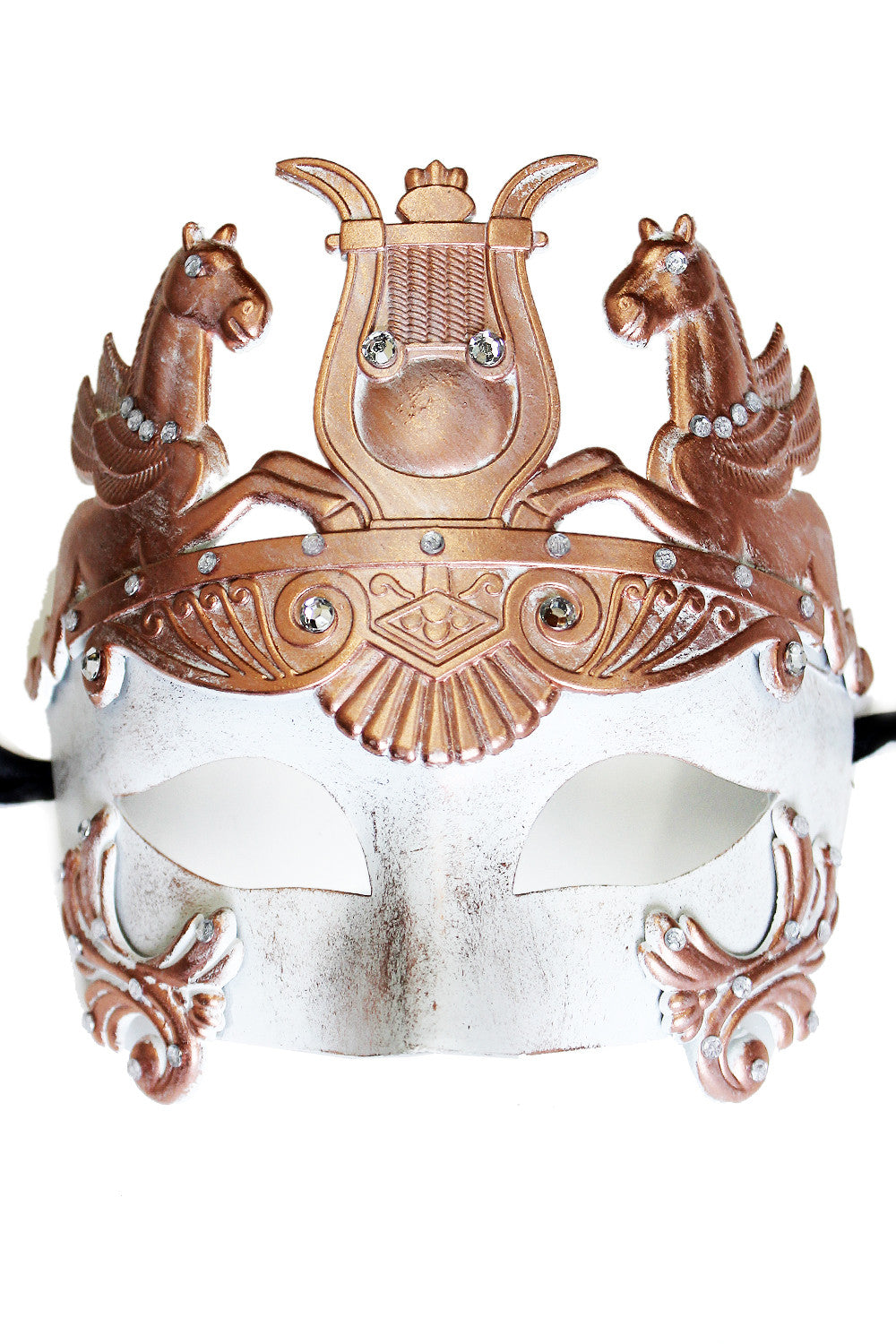 Copper Cassius Mask