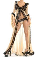 Carousel Fancy Long Hooded Robe