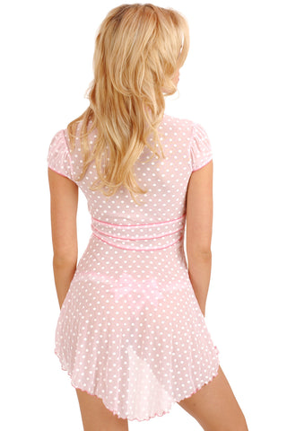 Créme Chantilly Gigi Short Robe
