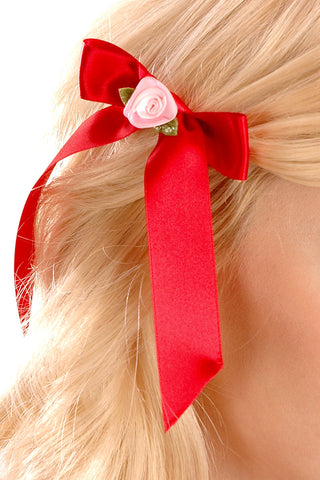 Belladonna Hair Bow