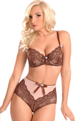Belladonna High Waisted Panty