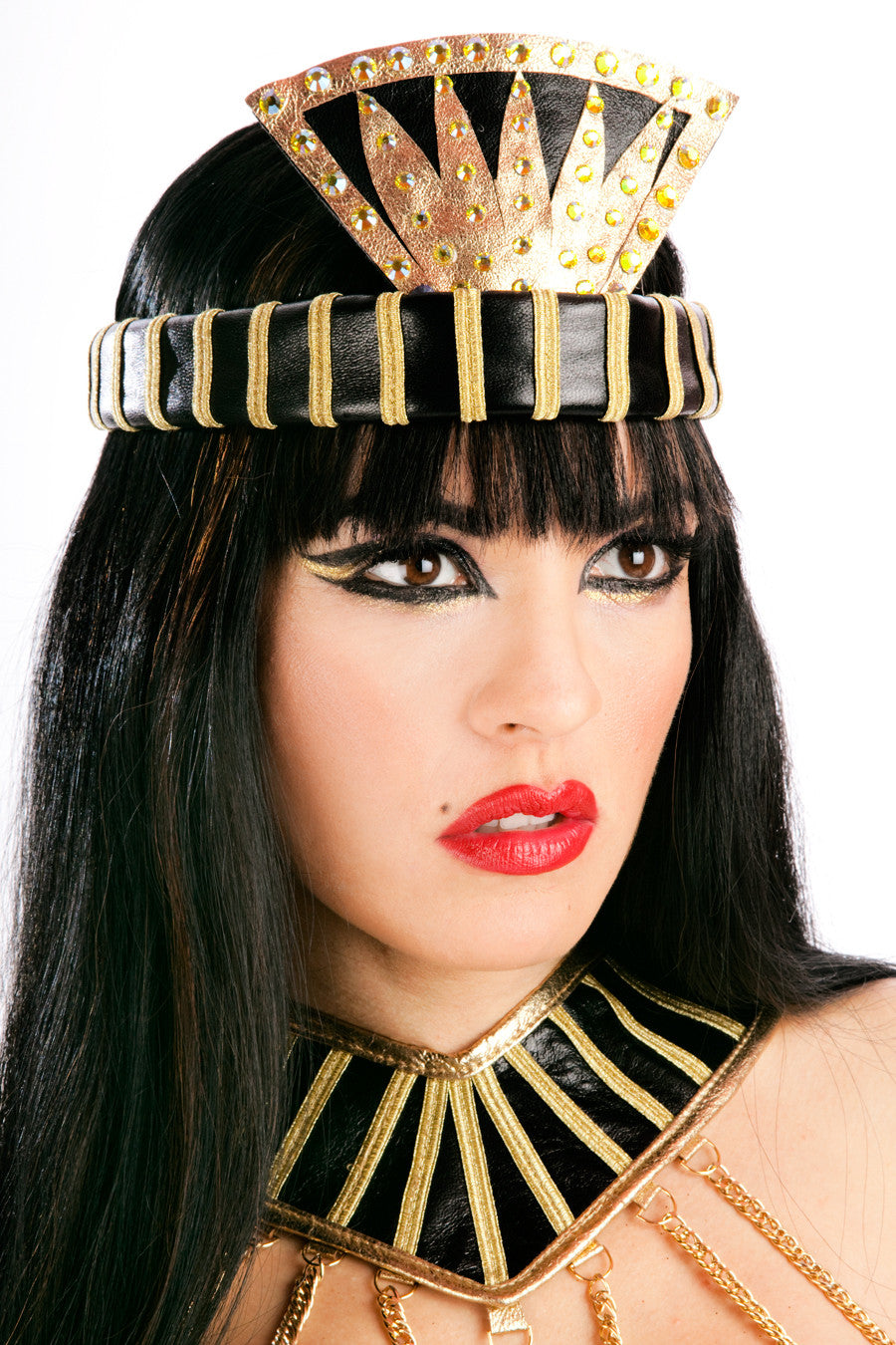Queen of de Nile Headband