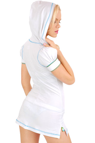 Copa Cabana Hooded Tunic