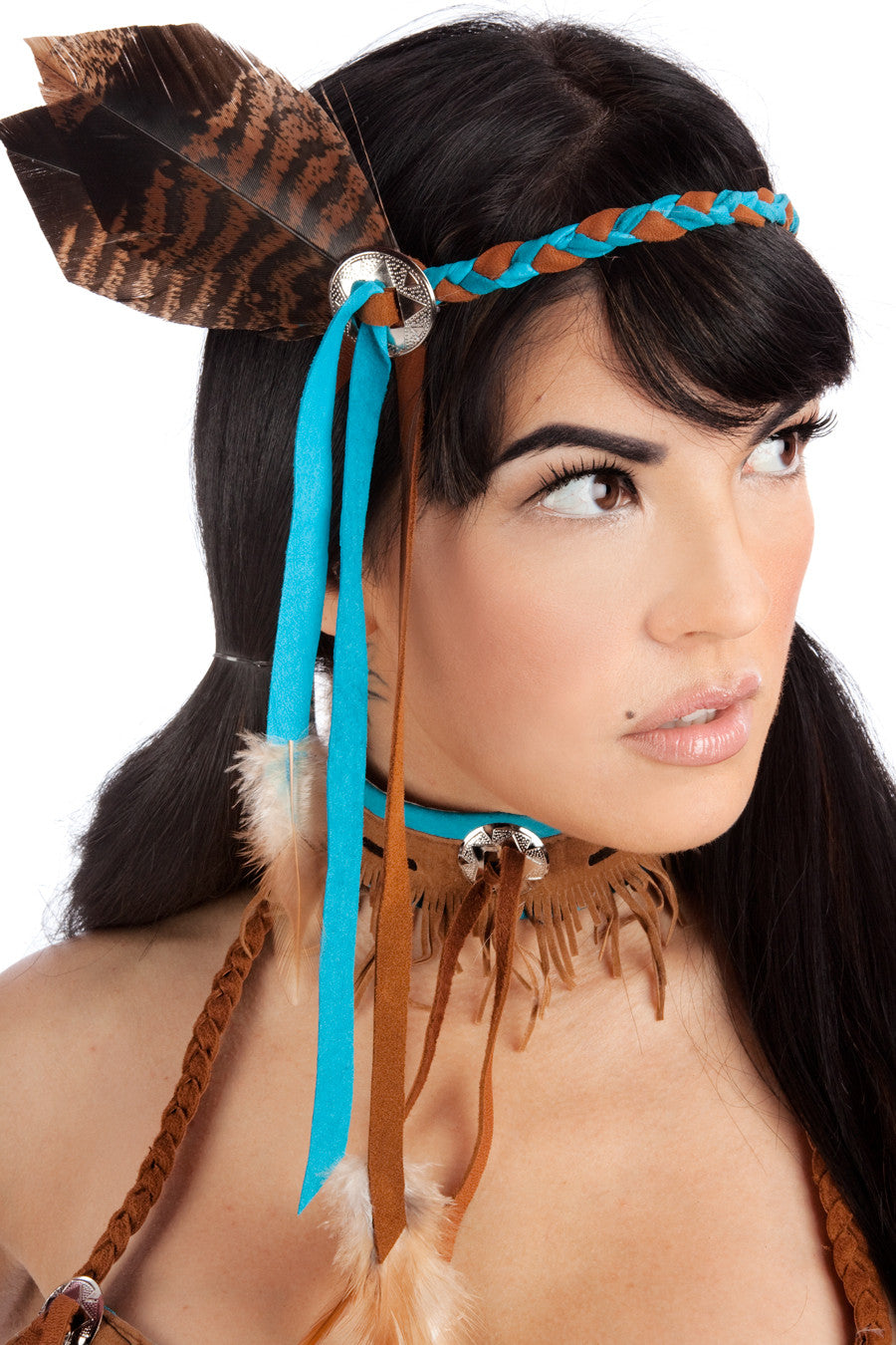 Dreamcatcher Indian Choker