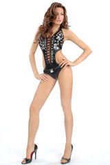 Diabolik One Piece Swimsuit