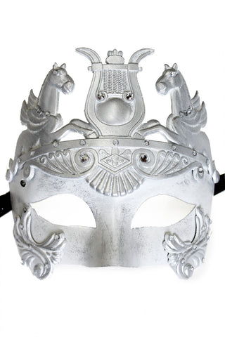 Silver Cassius Mask
