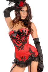 French Quarter Strapless Molded Cup Corset