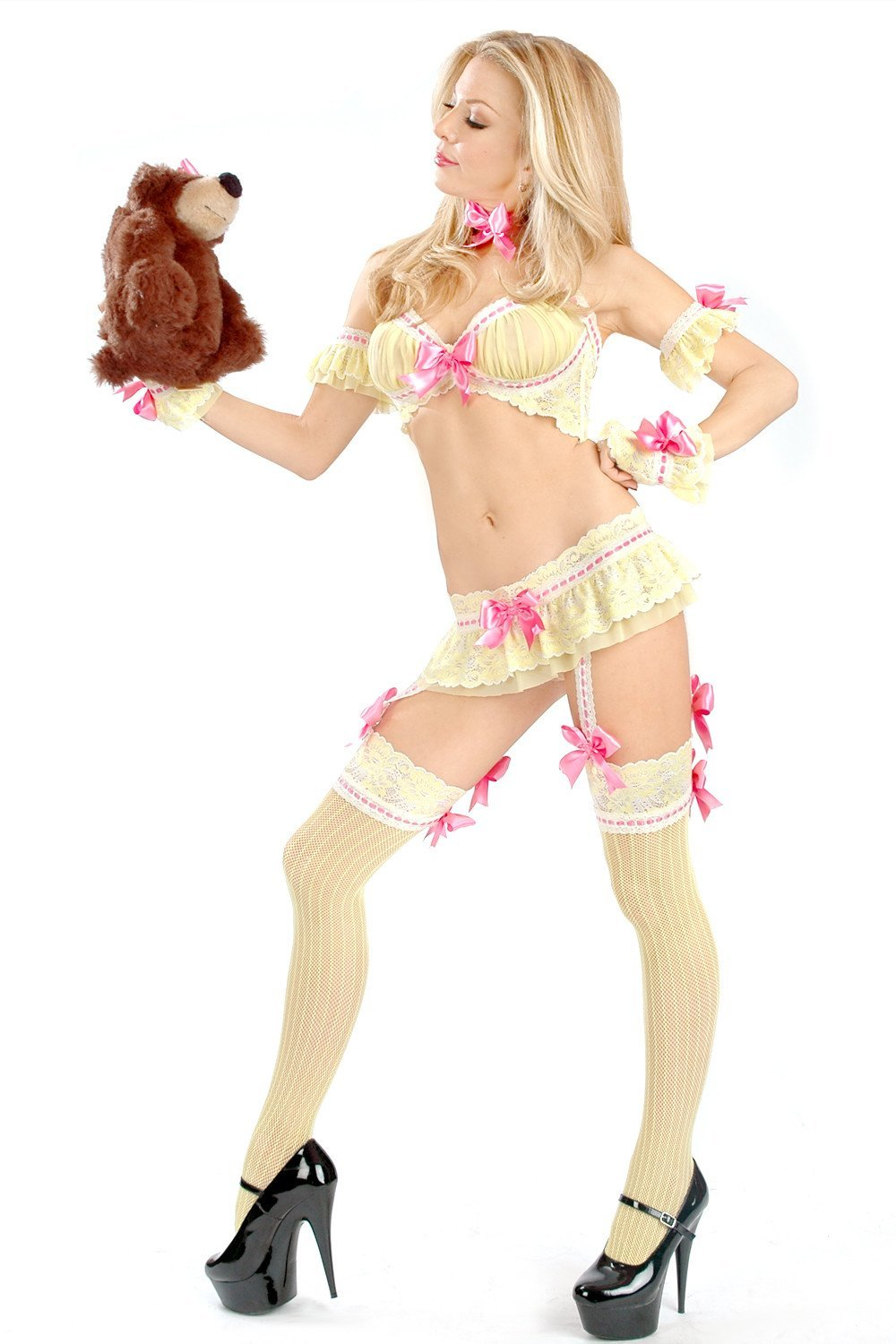 Goldilocks Marilyns Stockings