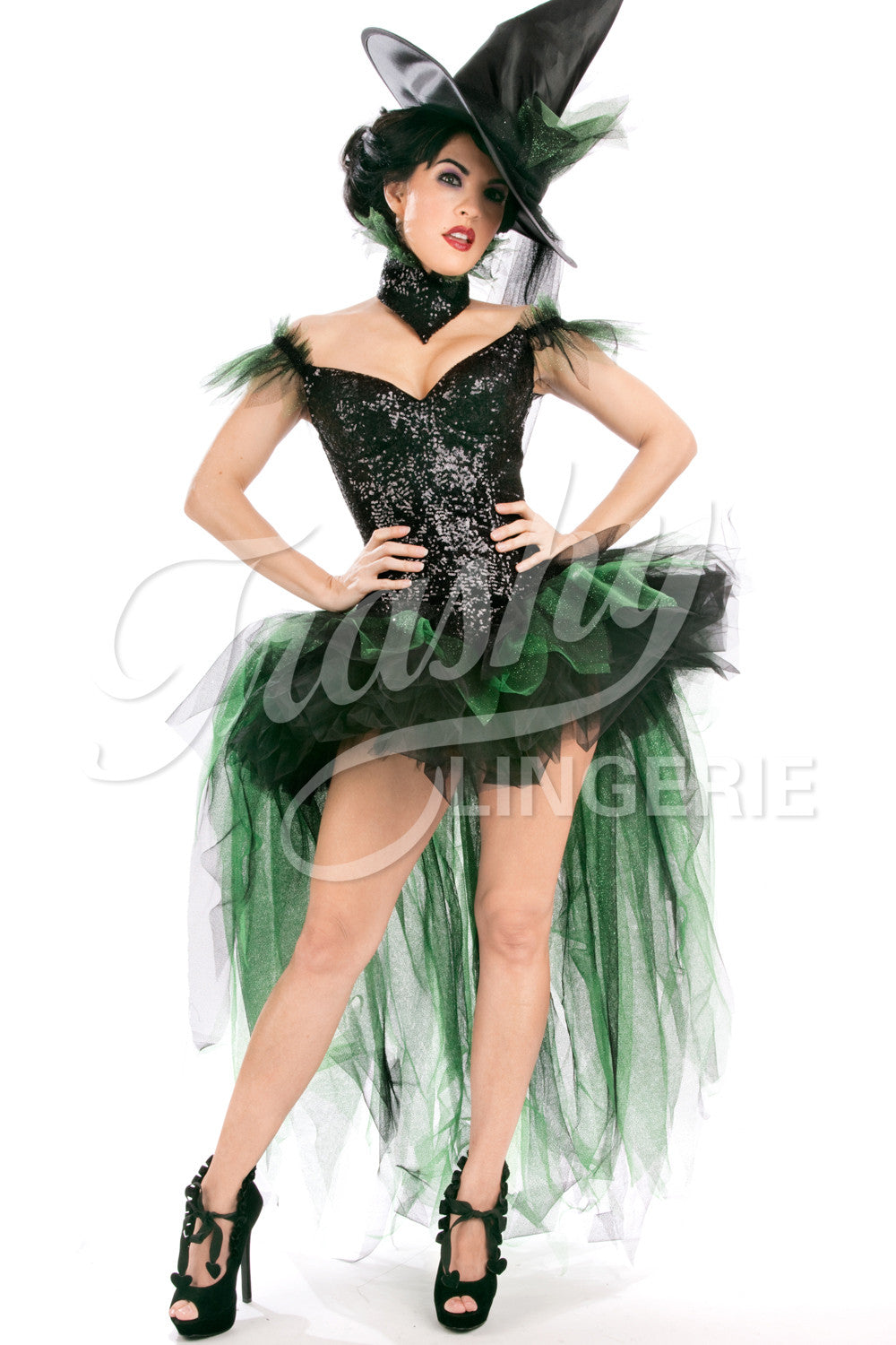 evanora witch corset – trashy