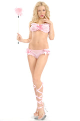 Carousel Single Front Ruffle Panty