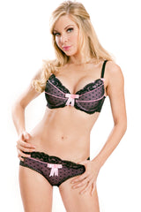 Fleurette Fancy Molded Cup Bra