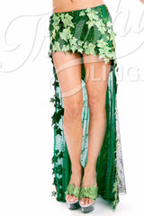 Poison Ivy Long Skirt