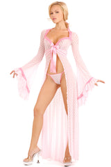 Créme Chantilly Gigi Long Robe