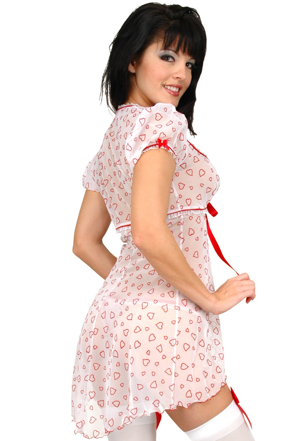 Cupid Short Robe
