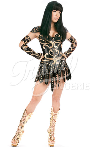 Warrior Princess Corset