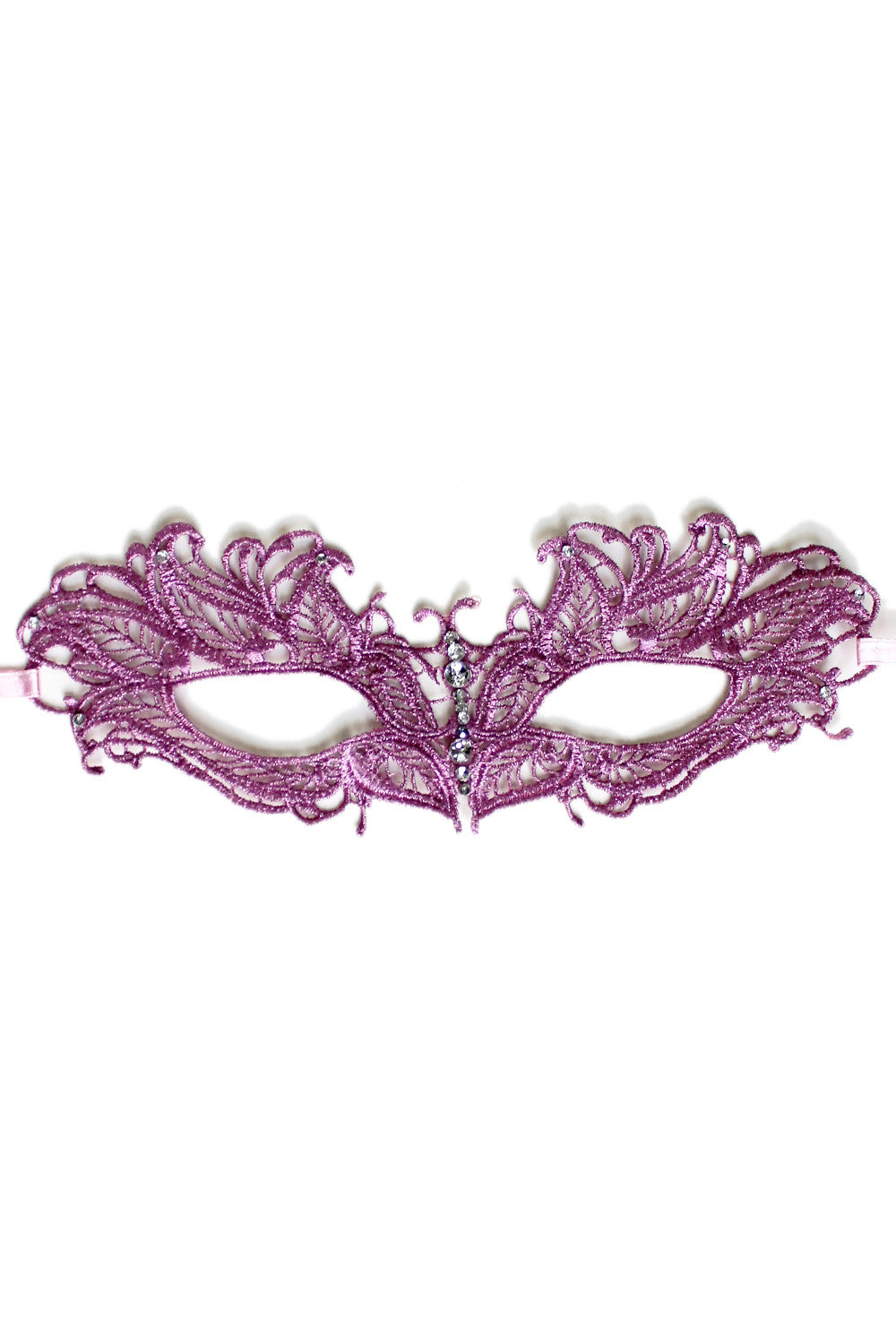 Saddi Lace Eye Mask