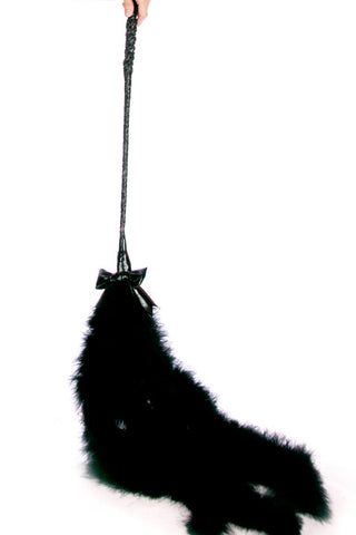 Marabou Cat 'O Nine Tails