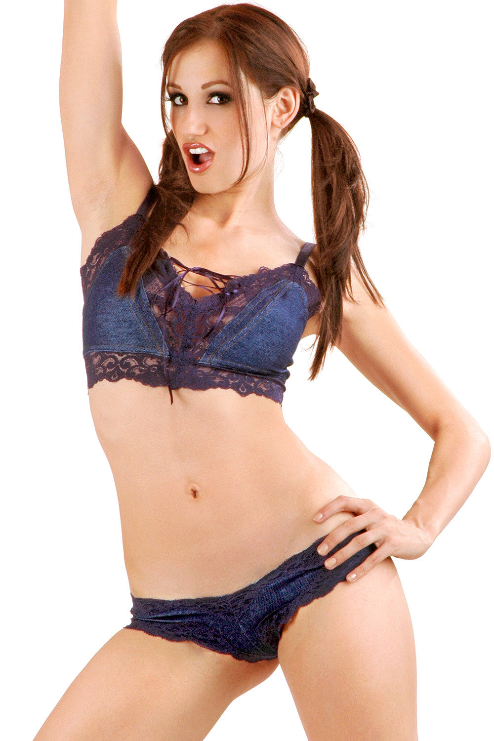 Larrykins Lace-Up Camisole