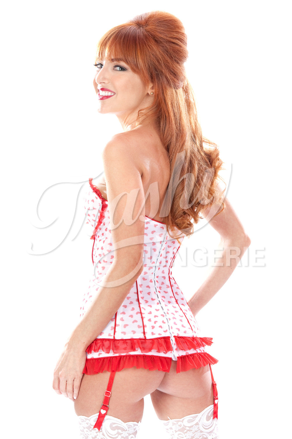 Pin Up Corset