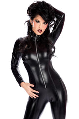 Toxic Collared Catsuit