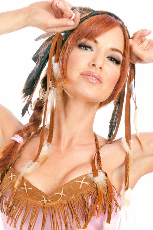 Dreamcatcher Indian Headdress