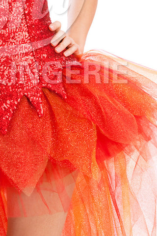 Girl on Fire Tutu
