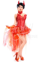 Girl on Fire Corset