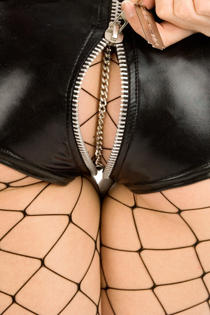 Masochist Chain Back G-String