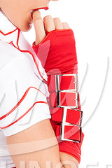 Buckle Nurse Gauntlets