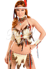 Apache Princess Arm & Leg Bands