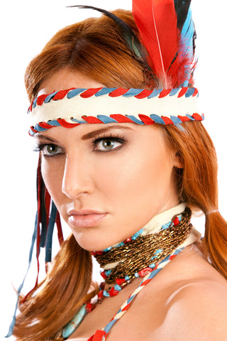 Apache Princess Headband