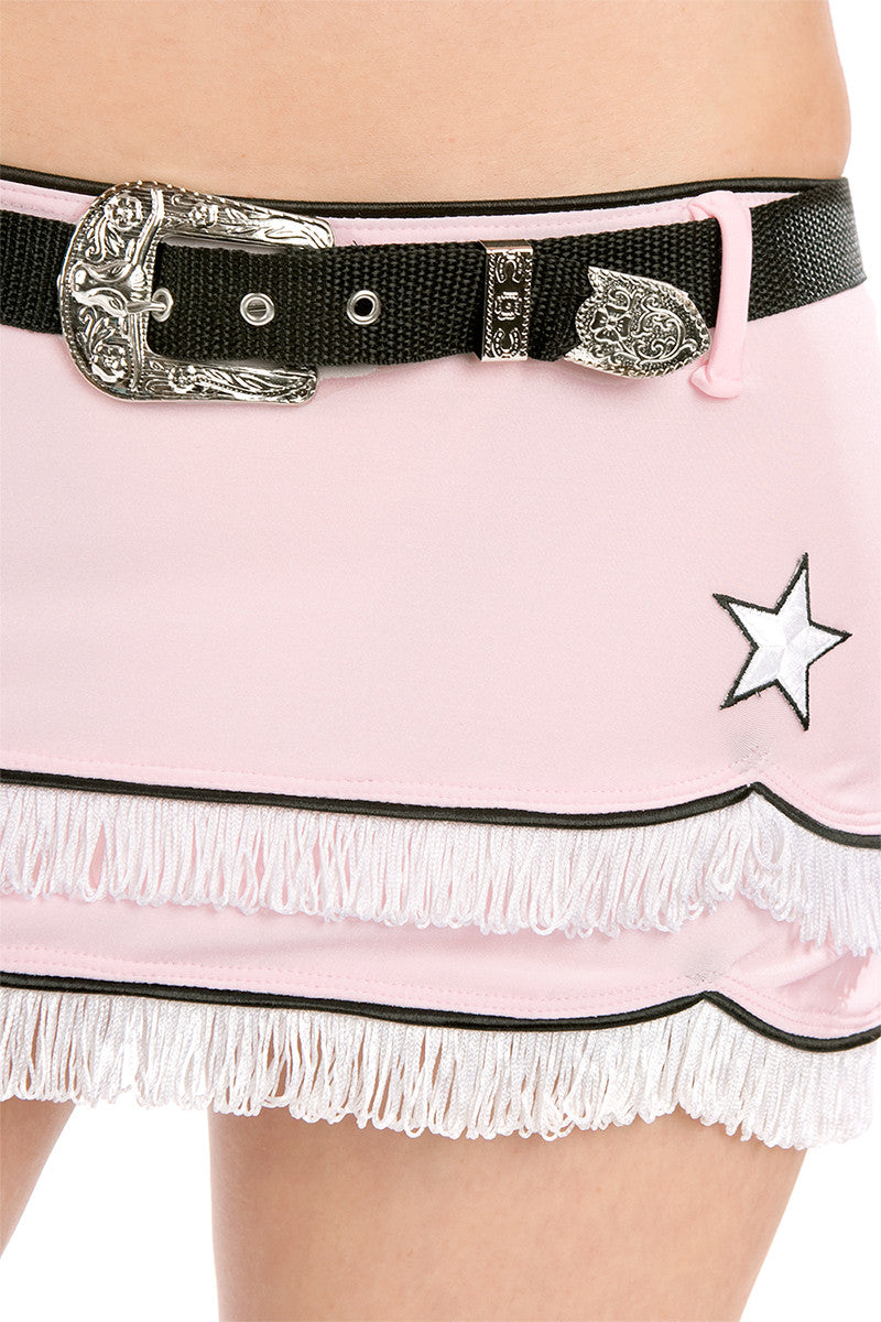 Little Buckaroo Skirt