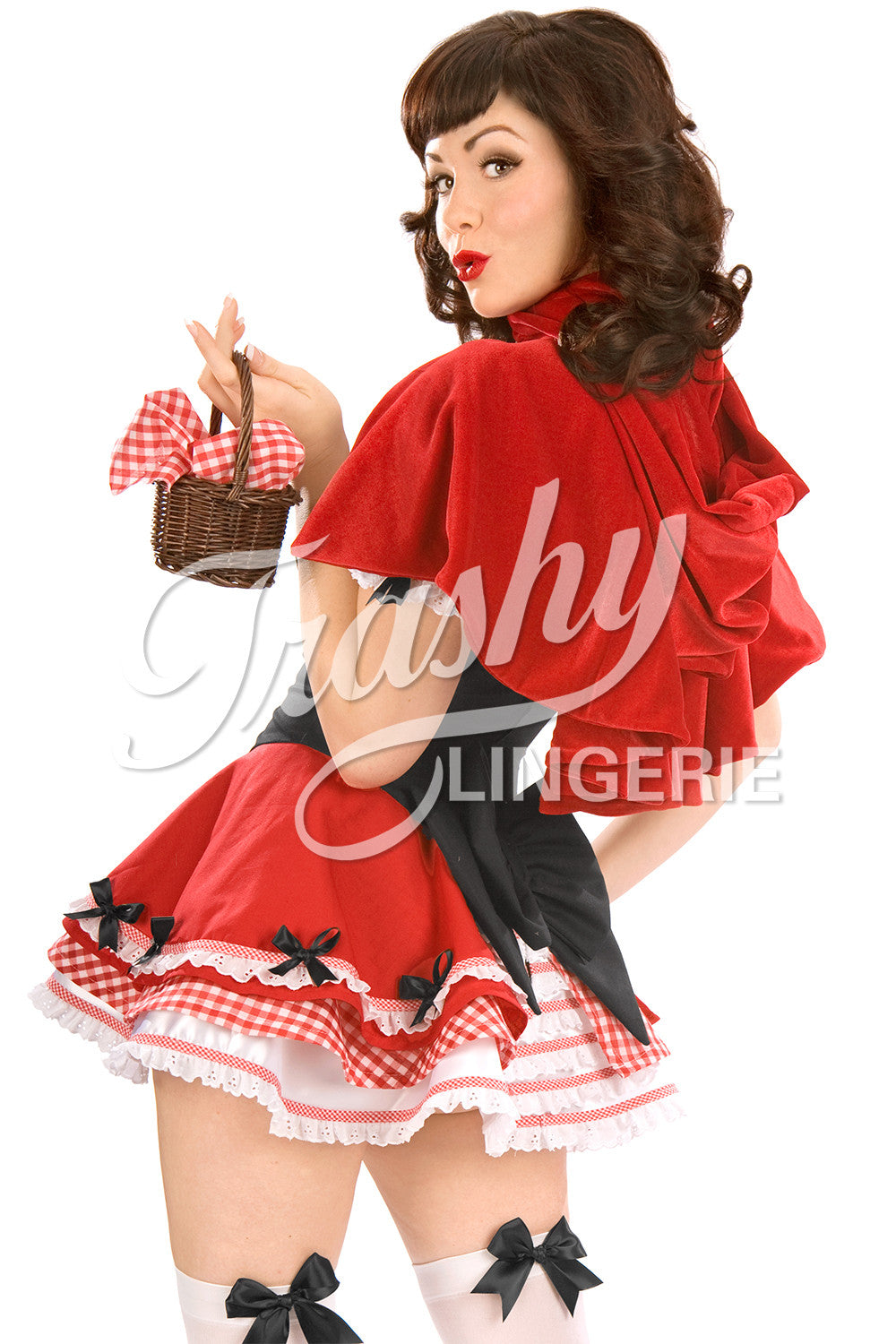 Bridget Red Riding Hood Dress