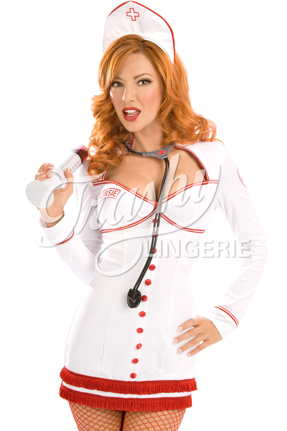 Burlesque Nursie Dress
