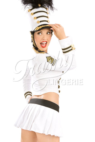 Majorette Skirt with Belt