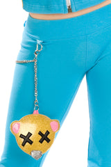 Goldilocks Pants with Purse & Chain