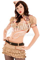 Col. Calamity Bolero with Collar & Tie