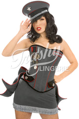 General Perversion High Waist Skirt