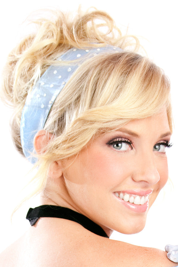 Paris Cinderella Headband