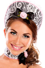 Rose Maid Headband