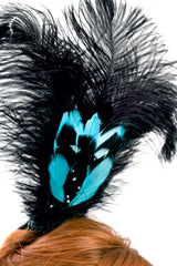 Wild Bird Headpiece