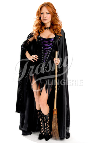 Vixen Vamp Dress with Sleeves