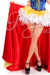 Snow White #6 Over Skirt