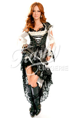 Pirate Over Corset