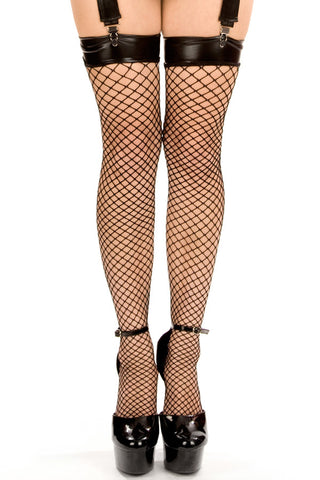Masochist Diamond Net Stockings